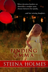 Finding Emma by Steena Holmes